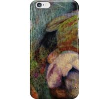 Autumn Sonata: Analog to Digital Abstraction, Alma Lee iPhone Case/Skin