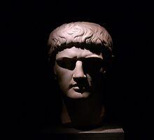 Stoic gaze by TyborSeptim