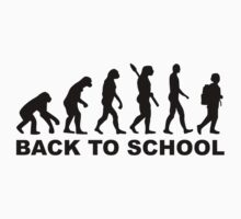 Evolution Back to school Kids Clothes