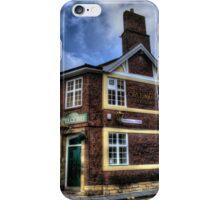 The Old English Gentleman iPhone Case/Skin