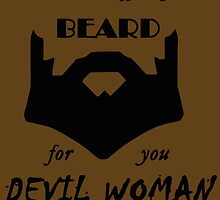 """""""Bridget"""" and the Beard by TheNyl"""