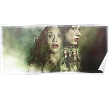 Allydia - Teen Wolf Poster Poster
