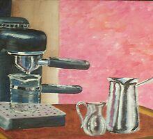 Espresso Time by coffeenoir