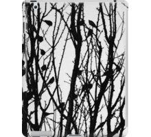 Wagtail Roost IV iPad Case/Skin