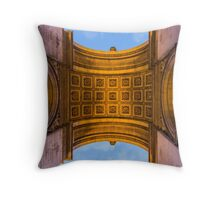 Arc De Triomphe 4 Throw Pillow