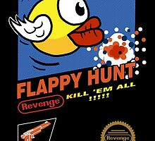 Flappy Hunt by jelot