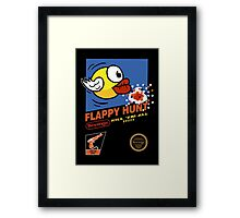 Flappy Hunt Framed Print