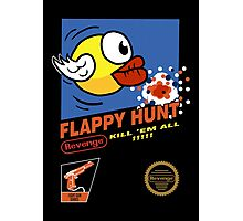 Flappy Hunt Photographic Print