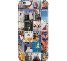 Vogue-ing  iPhone Case/Skin