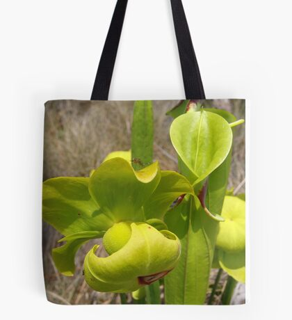 Pitcher Plant Tote Bag