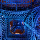 Blue Tower by dbarden