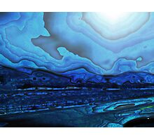 Blue Dream Photographic Print