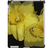 Daffodils..............................Most Products iPad Case/Skin