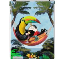 Tico Time - Costa Rica iPad Case/Skin