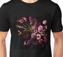 An Abundance of Burgundy  Unisex T-Shirt