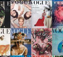 Vogue-ing  Sticker
