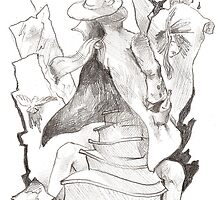 I am an Artist... (?) by besati