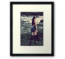 That Dress Looks Nice On You Framed Print
