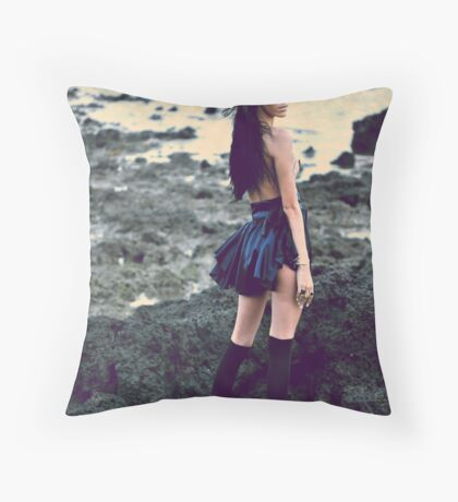 That Dress Looks Nice On You Throw Pillow