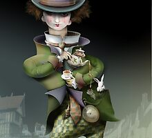 Mad Hatter by Russel Ball
