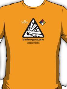 Trinitroxypropane T-Shirt