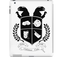 Ghostbusters Family Crest iPad Case/Skin