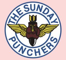 The World Famous Sunday Punchers! Kids Clothes