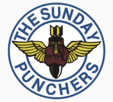 The World Famous Sunday Punchers! One Piece - Short Sleeve