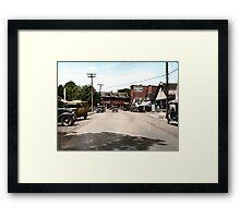 Wickford Village, Rhode Island,  Framed Print