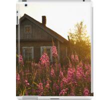Rabocheostrovsk iPad Case/Skin