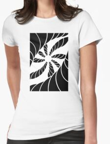 Lashes Womens Fitted T-Shirt