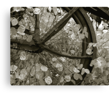 wheel of fortune Canvas Print