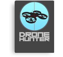 Drone Hunter Canvas Print