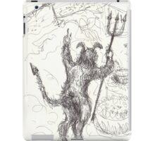 YOU WANTED FRACKING(C2014) iPad Case/Skin