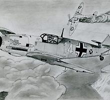 Battle of britain by warrior1944