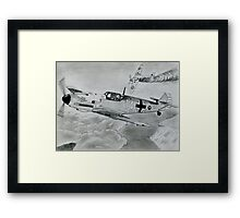 Battle of britain Framed Print