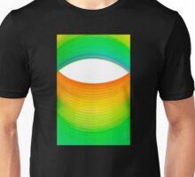 Abstract Rainbow Eye Unisex T-Shirt