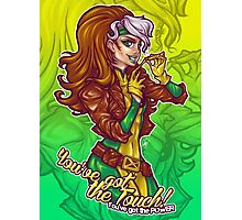 Rogue's Got the Touch Photographic Print
