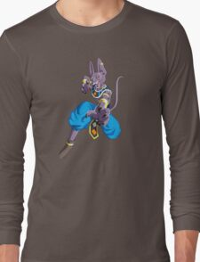 Beerus Long Sleeve T-Shirt