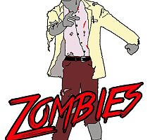 Zombie by Terrinps