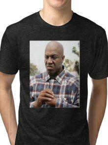 Fight Me. Tri-blend T-Shirt