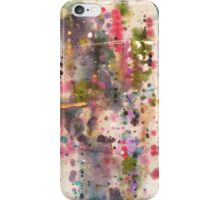 Drop Cloth Art iPhone Case/Skin