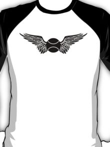 tennis : winged  T-Shirt