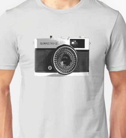 Olympus Trip 35 Classic Camera Unisex T-Shirt