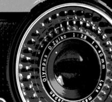 Olympus Trip 35 Classic Camera Sticker