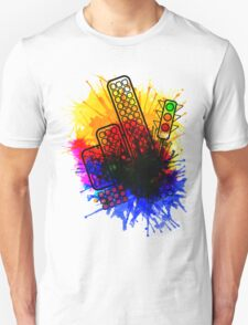 City Splatter T-Shirt