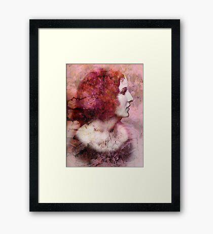 Portrait 04 Framed Print