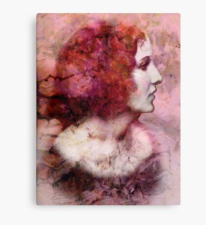 Portrait 04 Canvas Print