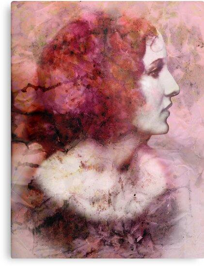 Portrait 04 by Catrin Welz-Stein