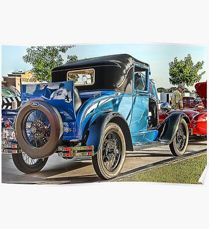 Classic Auto Series # 4 Poster
